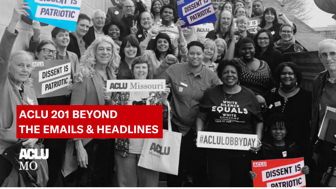 ACLU 201 - Beyond the Emails & Headlines