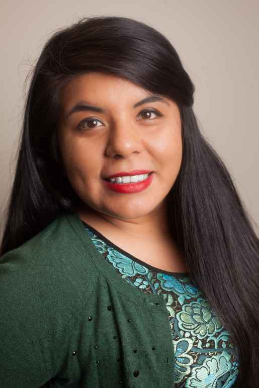 ACLU Organizer Alicia_Hernandez