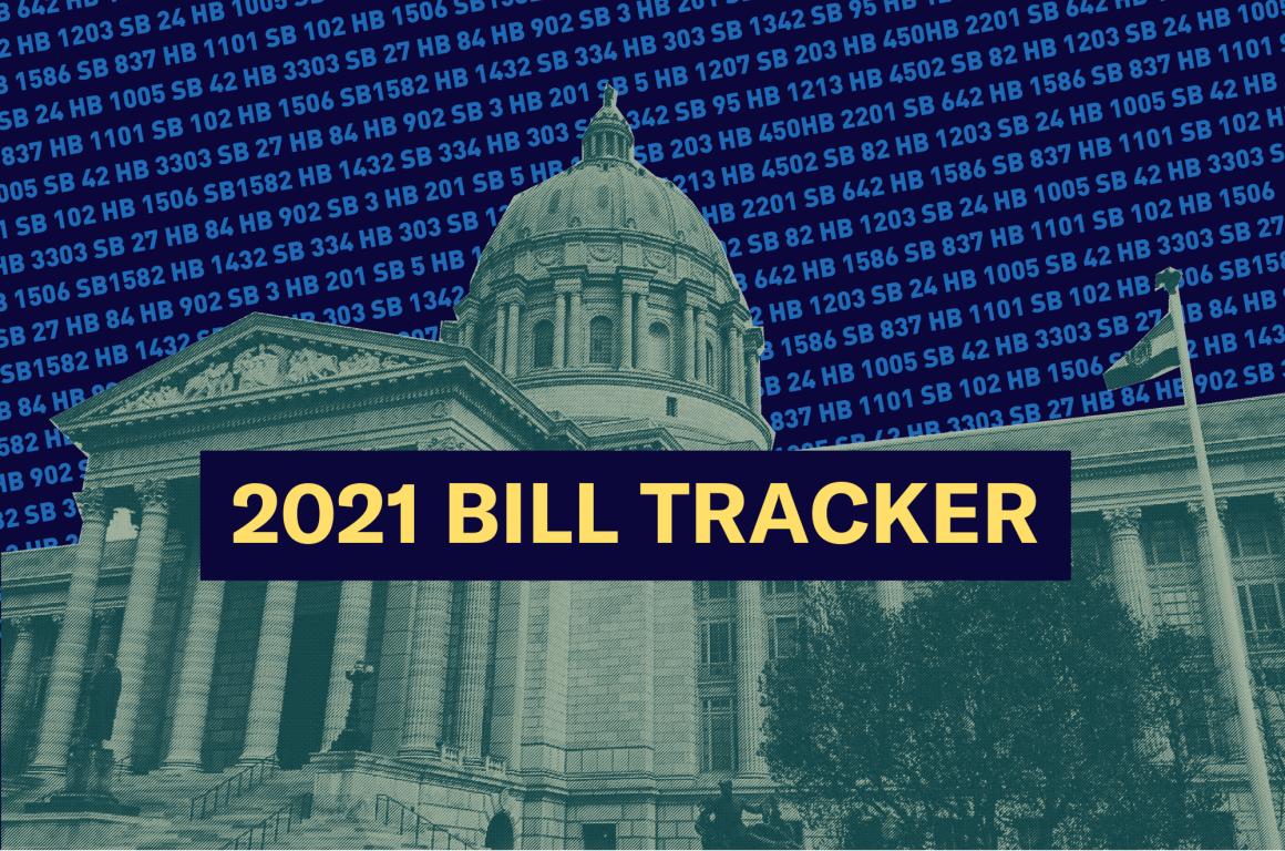 BILL TRACKER 2021
