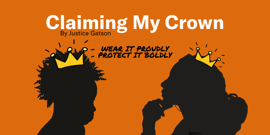 Claiming my crown