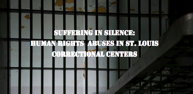 jail suffering in silence