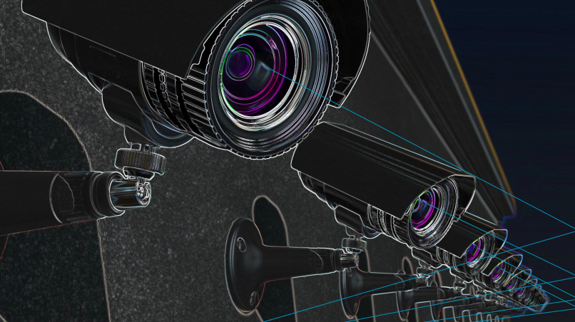 images of surveillance camera