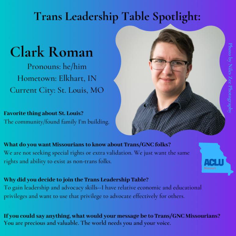 Clark Roman