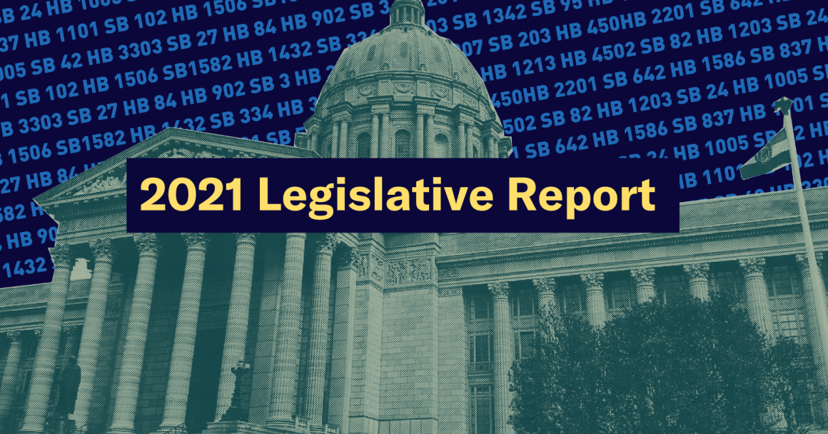 2021 legislative report image
