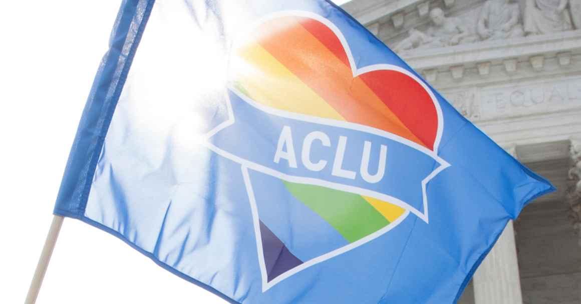 ACLU Pride Flag